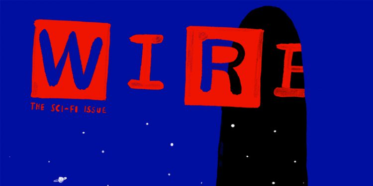 Wired - the sci-fi issue
